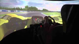 tl3 full motion race simulator