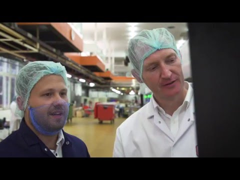 Premier Foods – MEng Food Engineering Student Work Placement