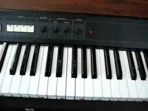 yamaha cp35 electric piano demonstration youtube. Black Bedroom Furniture Sets. Home Design Ideas