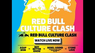 Red Bull Culture Clash 2014 PART TWO ts