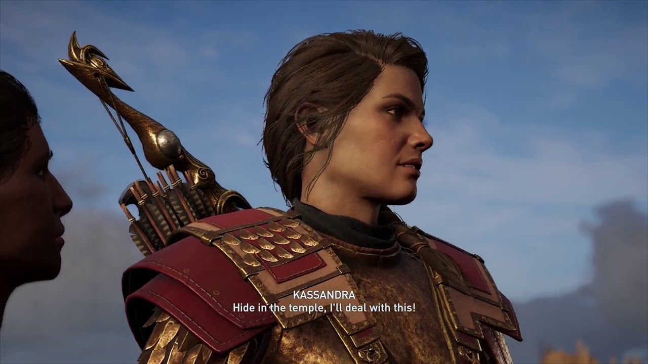 Odyssey 2018 Australia >> Assassin's Creed: Odyssey Mission Gameplay - Gamescom 2018 - YouTube