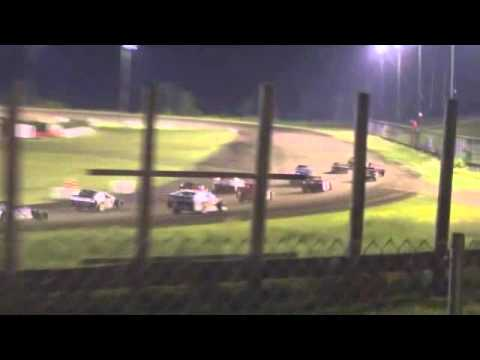 Mineral City Speedway Clint Luellen Sportmod Feature July 29, 2011