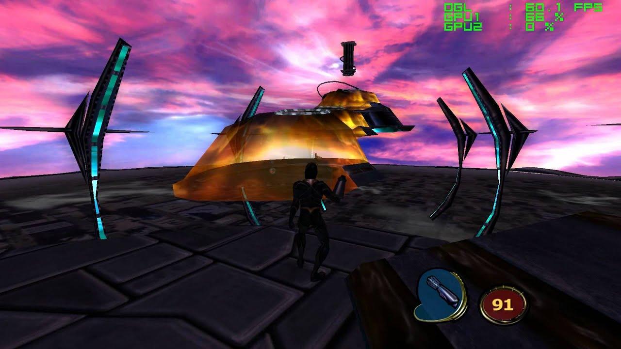MDK - decoding in computer games