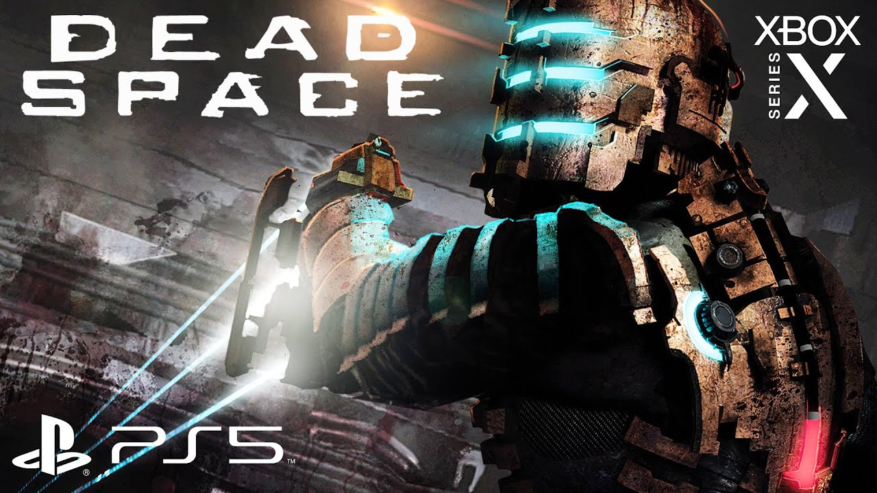DEAD SPACE REMAKE COMING TO PS5 AND XBOX SERIES X! (Dead Space Remake Teaser Trailer Reaction)
