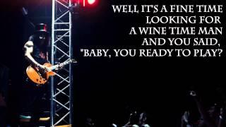 Beautiful Dangerous by Slash (With Lyrics)