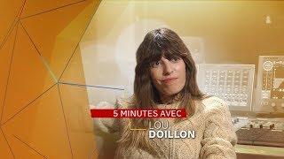 Cinq minutes avec Lou Doillon