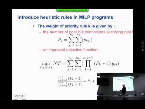 HEN Mathematical programming