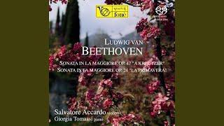 Sonata in La maggiore, Op. 47 - A Kreutzer. Adagio sostenuto, Presto