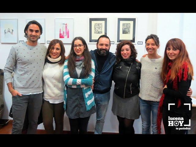 Vídeo: El colectivo cultural Metra se presenta con una exposición a beneficio de Acuarela de Barrios