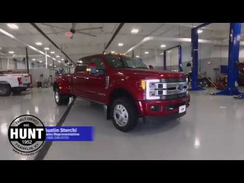 2019 Ford F 450 Limited