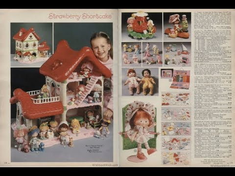 Sears 1983 Christmas Wish Book Part 1