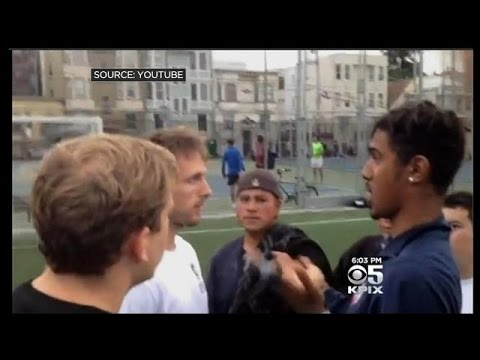 Soccer Field Reservation Flap Pits SF Neighbors Against Techies In Caught-On-Camera Quarrel