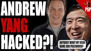 Andrew Yang Gives Twitter Account To COMEDIAN Norm Macdonald To Live Tweet Dem Debate