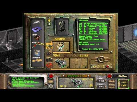 Fallout 2 - Beautiful Beatdown Of Frank Horrigan