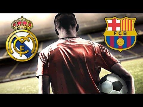 DOS OFERTAS INCREÍBLES, LA DECISIÓN MÁS IMPORTANTE!!!  ¿REAL MADRID O BARCELONA?
