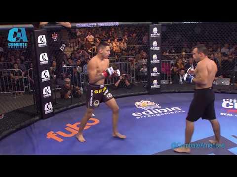 MMA   Combate Queen Warriors 2017   Andres Quintana vs. Rey Trujillo