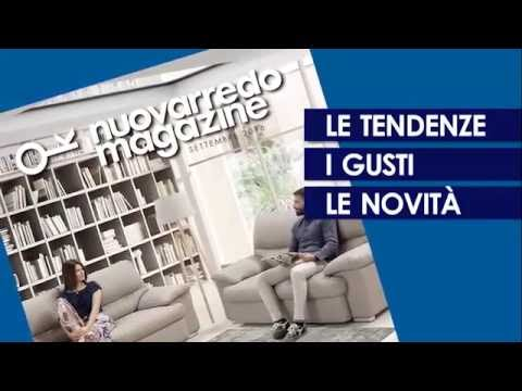Catalogo Nuovarredo Settembre 2016 - YouTube