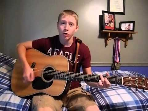 """""""The Man I Want To Be"""" by Chris Young - Cover by Timothy Baker"""