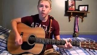 """The Man I Want To Be"" by Chris Young - Cover by Timothy Baker"