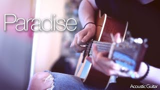 Gambar cover Coldplay - Paradise - Fingerstyle Guitar Cover