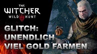 WITCHER 3 Gold Farming Guide [German/Deutsch]
