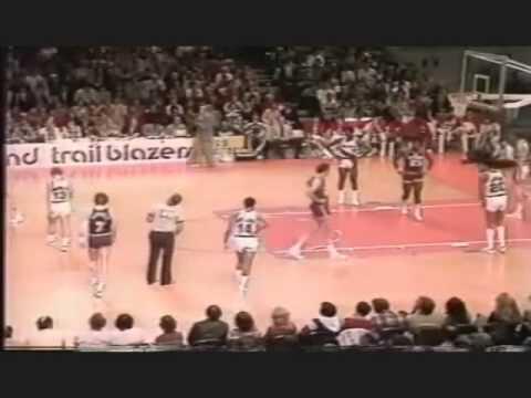Bill Walton vs Pete Maravich, 1977-78, highlights