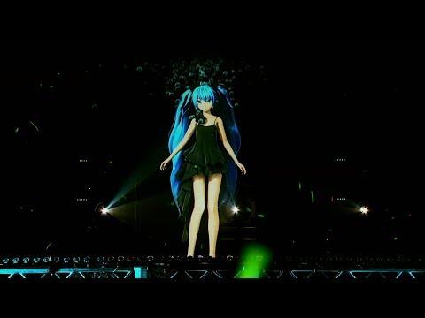 Hatsune Miku - Deep Sea Girl [ENG SUB] [HD] (Live at Magical Mirai 2013)