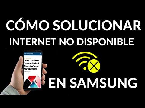 Cómo Solucionar Problemas de Internet en Móvil Samsung