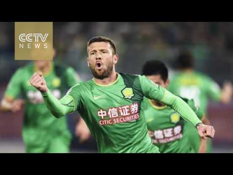 Exclusive Interview with Darko Matic, a defensive midfielder for Beijing Guoan Football Club