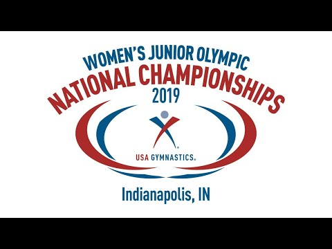 2019 Women's Junior Olympic National Championships - Junior B