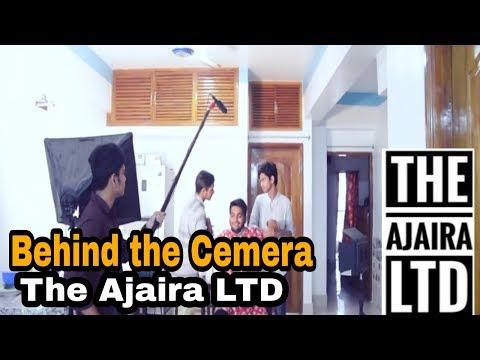 The Ajaira LTD - Behind the scenes | Prottoy heron | Rayhan khan |