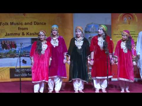 An Evening with Indian Folk music and Dance from Jammu & Kashmir