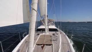 Oyster 625 Bandido Video Tour