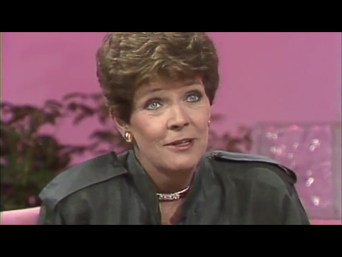 Polly Bergen says: