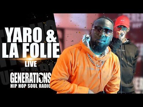 Youtube: Dr. Yaro & La Folie – Live Generations »J'ai même pas commencé»