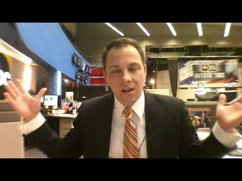 VIDEO BLOG: More FREEZING Degree Temps! What's Up With Facebook? A Cat Smarter Than You.