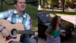 Sara Bareilles - Gonna Get Over You - Cover Song - Cory Allen Staats & Tiffany Wilson