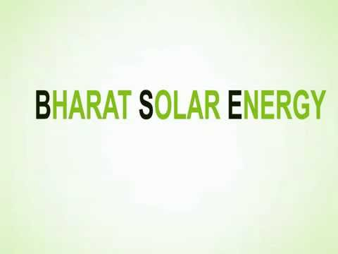 BHARAT SOLAR ENERGY - SOLAR PANEL COMPANIES IN INDIA - TOP 10 SOLAR ENERGY COMPANIES INDIA, KOLKATA