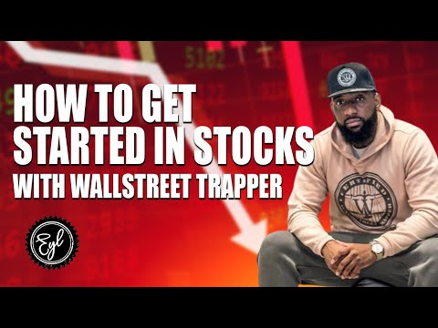 HOW TO GET STARTED IN STOCKS WITH WALLSTREET TRAPPER
