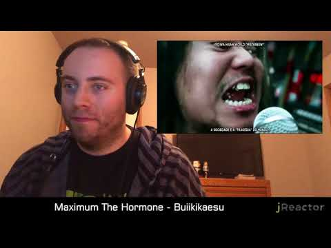 Maximum The Hormone - Buiikikaesu