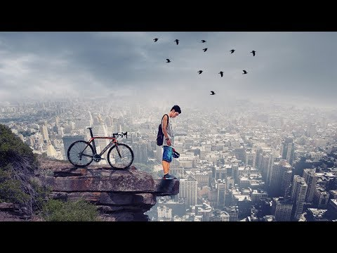 City view photo manipulation | photoshop tutorial cs6/cc