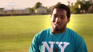 NFL Star Alfred Morris On Why He Chose Jesus