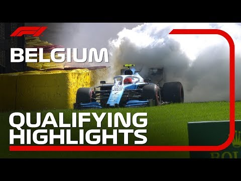 2019 Belgian Grand Prix: Qualifying Highlights