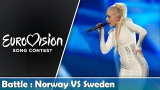 Battle | Norway VS Sweden since 2008 | Eurovision