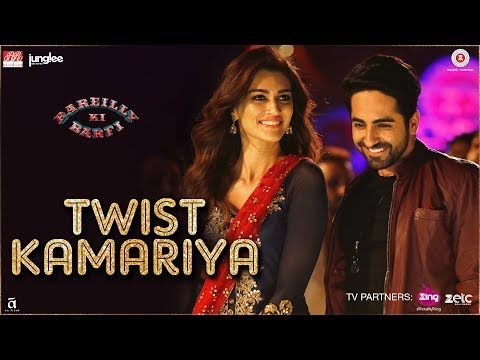 Twist Kamariya Video Song - Bareilly Ki Barfi