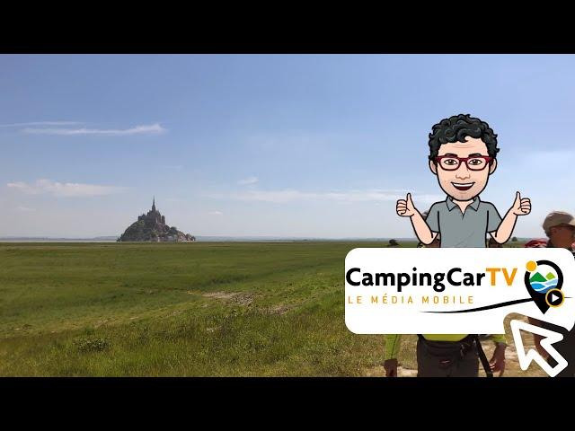 JT en Camping-Car N°93 - Le Mont Saint-Michel
