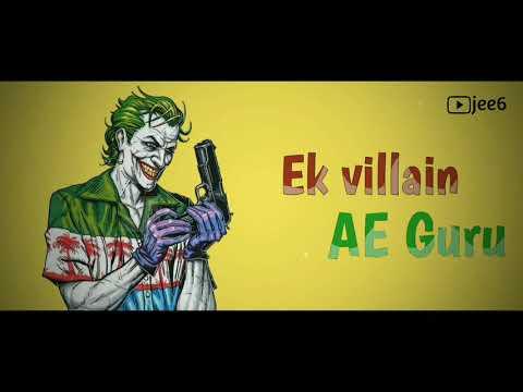 Ek Villain Ae Guru Ringtone | EK Villain Guru Whatsapp Status | Jee6