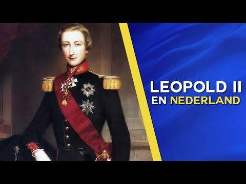 Plannen van Koning Leopold II voor een aanval op Nederland. (Nederlands Gesproken)