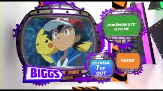 BIGGS - Pokémon XYZ: O Filme (Estreia 1 outubro - 16h)