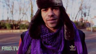FRIG.TV - Mr. Rebz [Freestyle] #Frigstyle